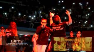 OZUNA Y DE LA GUETTO REGGAETON PARTY 2
