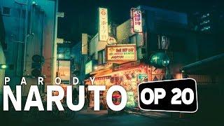 naruto OP 20 parody
