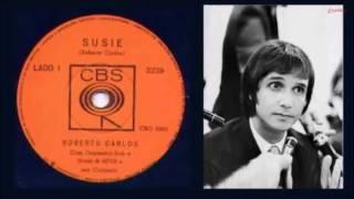 Roberto Carlos - Susie - 1962 compacto fora de catálogo Raro