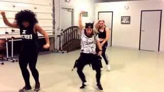 Rae Sremmurd- Throw Sum Mo. Adv. HH choreo by April Templeton Brenneman.
