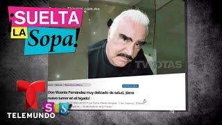 Julión Álvarez opinó sobre la salud de Vicente Fernández | Suelta La Sopa | Entretenimiento