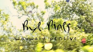 Rye Pines - Wayward Pensive [Official Animated Music Video]