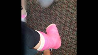 Ankle Surgery and Recovery