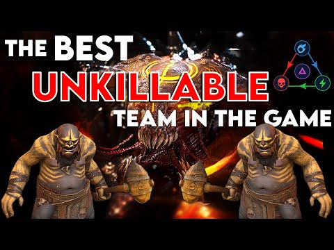 The Best UnKillable Team in the Game I Raid Shadow Legends