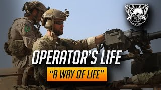 "Operator's Life || ""A Way Of Life"""