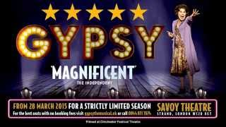 Trailer for Gypsy, Savoy Theatre 2015 - ATG Tickets