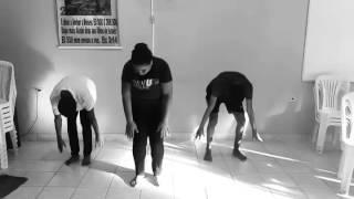 Coreografia - Davi Sacer (Venha Teu Reino).