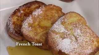 Nick Stellino Recipe: French Toast