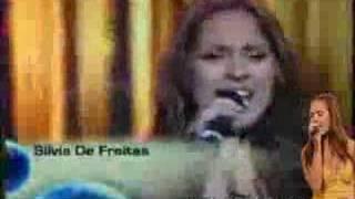 Silvia de Freitas - Por Amarte Asi ( latin american idol 2 )