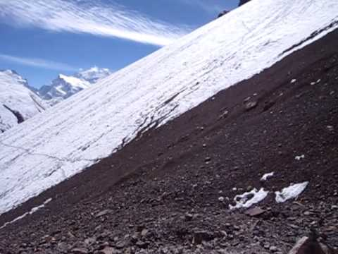 Annapurna circuit trek to High Camp