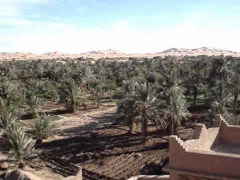 Morocco Merzouga film