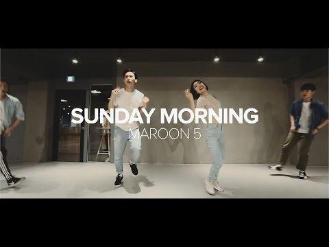 Sunday Morning Maroon 5 Eunho Kim Choreography Feat Lia Kim
