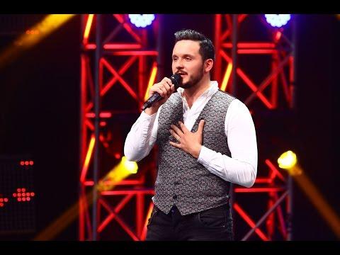 """Mihai Trăistariu - """"Cât de frumoasă eşti"""". Marcel Roşca, la X Factor!"""