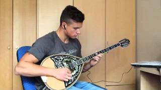 Themis Bouzouki Jay Sean - Ride it ( acoustic cover )