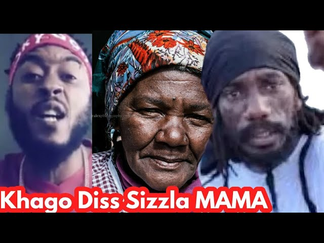 Khago disrepected Sizzla And his mum! Will Sizzla hurt him?