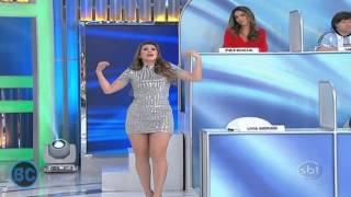 Livia Andrade Gostosa de Vestidinho Prata