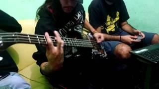 Cerberus Attack - Gravação Baixo