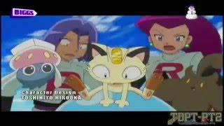 Pokémon A Série XY2: Desafio em Kalos Abertura Portugal