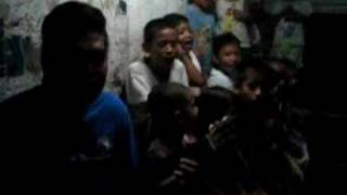 Silent Sanctuary's Sarkie Sarangay singing Ikaw Lamang
