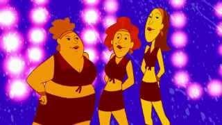 Kim Possible - Rap do Rato Careca PT-PT (Naked Mole Rap)