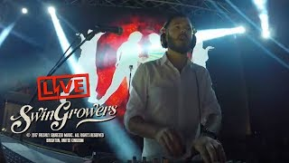 Electro Swing - Swingrowers - LIVE in concert Palermo, Italy 2017 teaser ( Official )