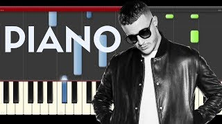 Dj Snake You Know You Like It Piano Tutorial Best Midi For Remix Cover how to Play