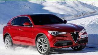 Alfa Romeo 2018 -  2018 Alfa Romeo Stelvio Quadrifoglio Interior And Exterior