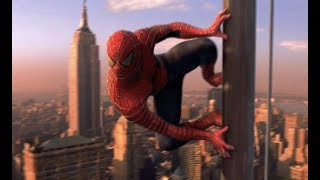 Spider-Man (2002) - 'Farewell' scene [1080]