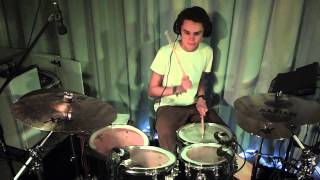 Clean Bandit - Rather Be (Drum Cover) Ft. Jess Glynne
