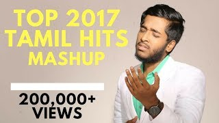 Top Tamil Hits of 2017 in 3 minutes - Rajaganapathy