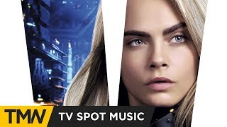 Valerian - Groundbreaking TV Spot Music | 2WEI - Gangsta's Paradise