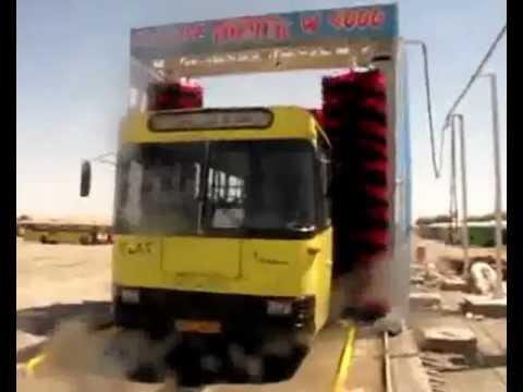 Tır Otobüs Yıkama Endüstriyel Araç Yıkama Makinaları Tözmer W4000