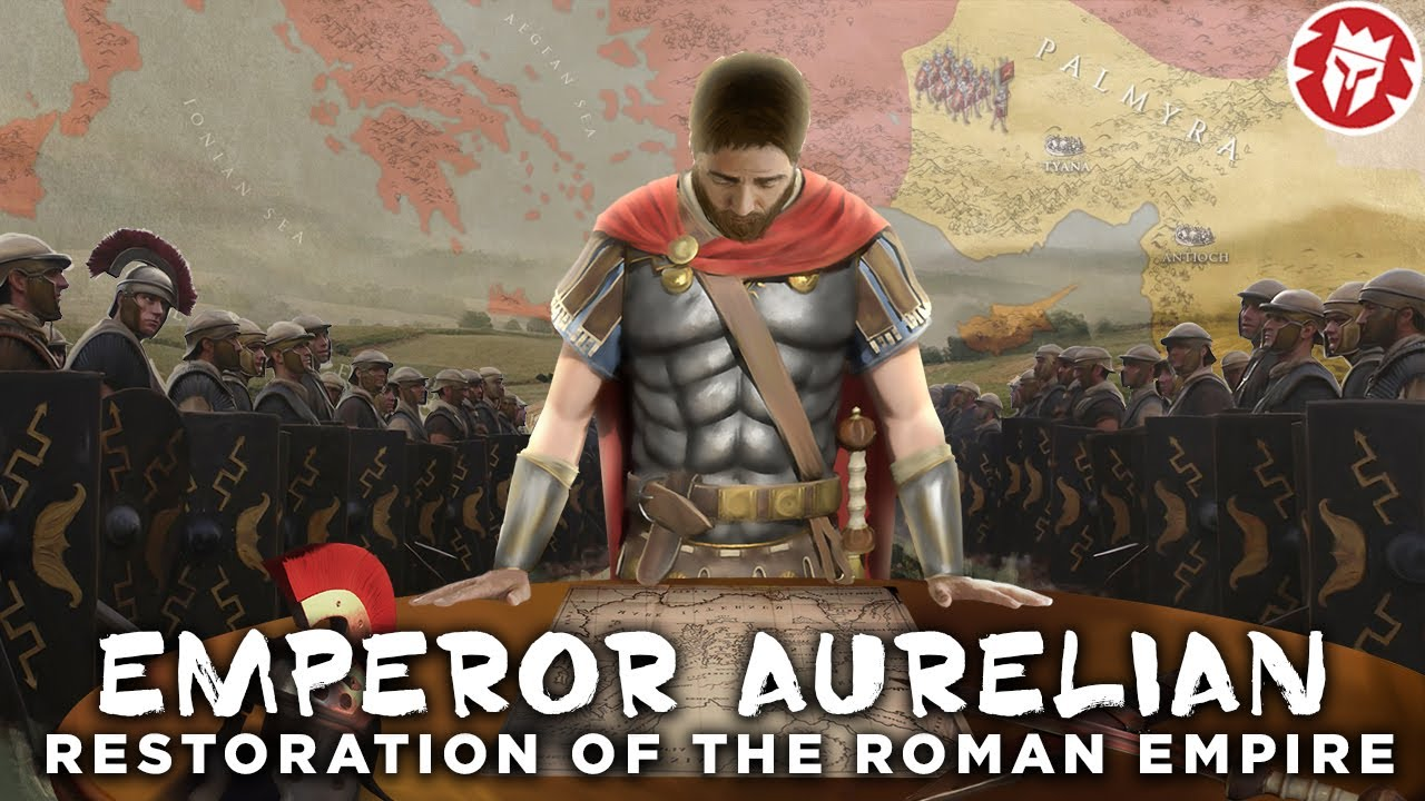 Kings and Generals historical animated documentary series on Roman history continue with a video on the emperor Aurelian