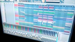Ricardo Maravilha Making Another Original Track (Available 2015)