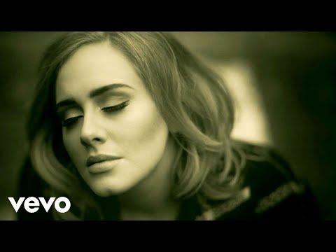 Hello de Adele Letra y Video