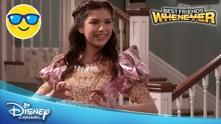 Best Friends Whenever | Princess From The Past | Official Disney Channel UK