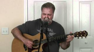 A Whiter Shade of Pale by Procol Harum -- Acoustic Cover by Barry Harrell