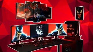 $5000 Ultimate VENOM Gaming Setup - Montage