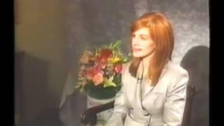 (1995) Julia Roberts Addresses Lyle Lovett Rumors