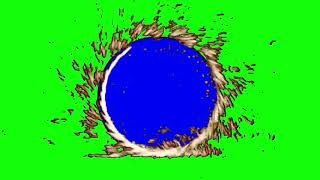 Green Screen Doctor Strange like Portal effect 4