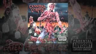 "Cannibal Corpse ""A Skull Full of Maggots"""