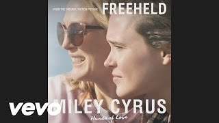 Miley Cyrus - Hands Of Love(Audio)