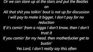 A$AP Rocky Fucking Problem  ft. 2 Chainz, Drake, Kendrick Lamar Lyrics