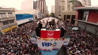 Primeiro Carnaval Eletronico de Curitiba  CARNAVIBE 2015