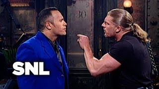 The Rock Obama: GOP Senators - SNL width=