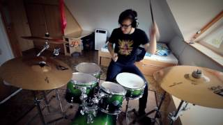 Twenty One Pilots - Stressed Out (Tomsize remix) drum cover