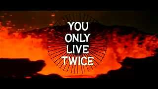 You Only Live Twice - Nancy Sinatra - Movie Opening Title Sequence