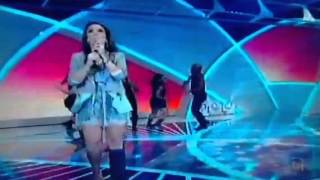 Programa Raul Gil - Ivete Sangalo - Dançando