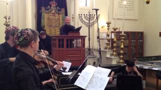 Jewish Baroque music in the synagogue of Maastricht