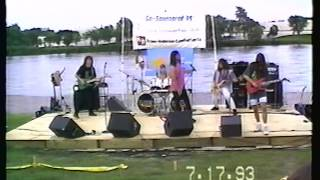 """Third Degree Performs """"Breaking The Chains"""" (Cover) by Dokken"""